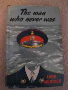 THE  MAN  WHO  NEVER  WAS  ...  1954