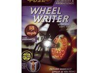 Wheel writer bike light brand new in box!
