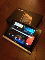 Lenovo YOGA tablet 10 HD+ 32gb (excellent and clean condition)