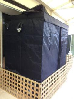 Hydroponics Kit with Grow Tent and Lights Maylands Bayswater Area Preview