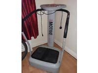 Vibro weight loss machine