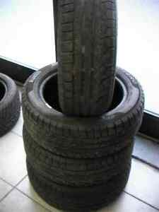 4 WINETR TIRES P205/55R16 PIRELLI RUN FLAT