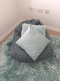 Dunelm Bean Bag chair - IN EXCELLENT CONDITION. ONLY £35.00