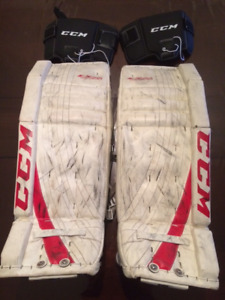 Ccm Goalie Pads Youth