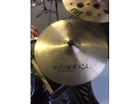 CYMBAS AND DRUM HARDWARE - VARIOUS PRICES