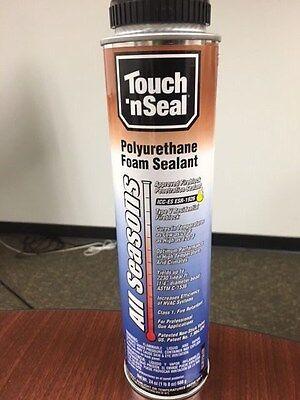 Touch N Seal All Seasons Polyurethane Foam Sealant 1 Case If 12 Cans
