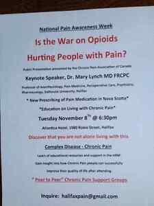 Chronic Pain People Educational Oppertunity