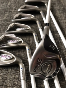 Ping Rhapsody Golf Clubs, Ladies RH