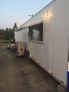 Food Trailer/ Concession Trailer/ Chip Truck