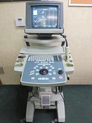 B-k Medical 2101 Falcon Ultrasound Machine W Printer Recorder