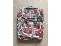 Cath Kidston Kids backpack - London buses - excellent condition - hardly used