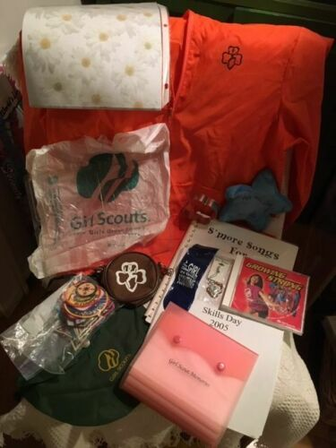 Girl Scout Troop Leader Volunteer Lot