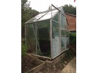 Greenhouse free to collect