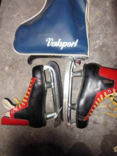 Pattini da ghiaccio vintage Valsport