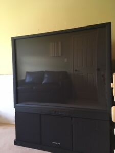"52"" Big Screen TV"