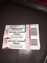 Michael Jackson History Tickets at State Theatre Sydney Maroubra Eastern Suburbs Preview
