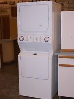 STACKABLE WASHER DRYER MAYTAG NEPTUNE