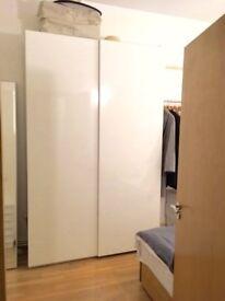 Beautiful Ikea wardrobe - 6 months old - Half price! £245.00
