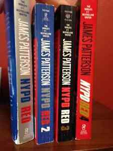 James Patterson - NYPD Red Series