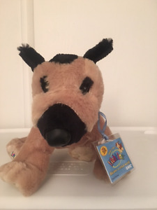 NEW Webkinz World German Shepherd plush