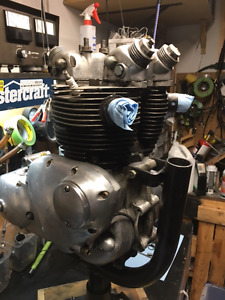 Wanted T100 500cc 1970/71 Engine