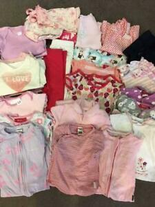 Baby Clothes - GIRL Size 0 - Spring Bundle - 32 pieces