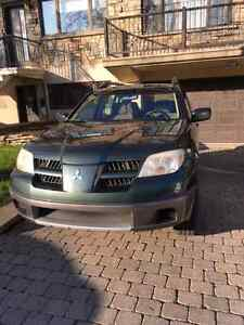 2005 Mitsubishi OutlanderBerline
