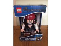 Lego Pirates of the Caribbean, Jack Sparrow Alarm Clock