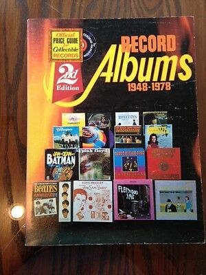 Record Albums 1948-1978 by Jerry Osborne, PB, 2ND Edition