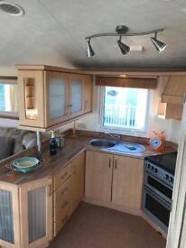 Static Caravan Nr Clacton-on-Sea Essex 3 Bedrooms 8 Berth Willerby Aspen 2008