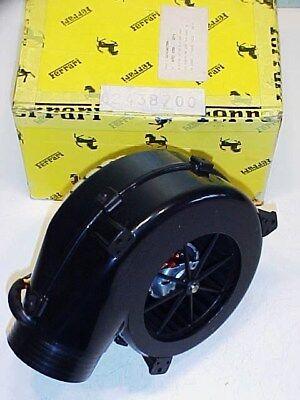 Ferrari 328 Air Conditioning Heater Fan Blower Motor_Squirrel Cage_62438700_208