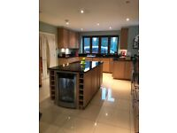 Kitchen units and granite worktop for sale £2,500 ono
