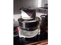 Tefal Halogen electric cooker