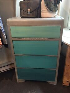 Vintage / Antique / Unique / One of a kind Waterfall Dresser