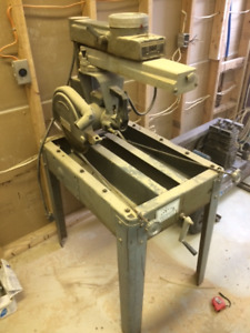 """Delta Rockwell 12"""" Industrial Radial Arm Saw"""