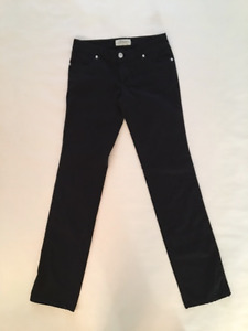 Casual Seduction Lightweight Black Skinny Jeans Size 3