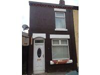 2 bedroom house to rent Frodsham Street L4 £450pcm