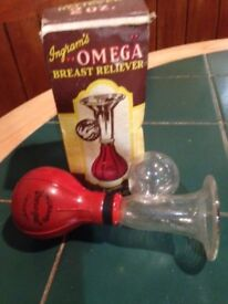 Omega Breast Reliever