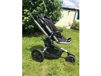 Quinny Pushchair & Carrycot - Good Condition
