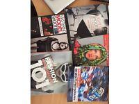Collection of photography books, canon, Lara Jade, Scott Kelby, Frank Doorhof, Lightroom