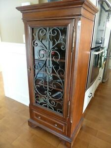 Tuscany Wine Cabinet by Ethan Allen
