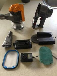 Dyson DC16 Handheld Vacuum Cleaner. New battery Post OK Lake Haven Wyong Area Preview