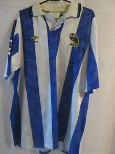 Sheffield-Wednesday-1991-1993-Home-Football-Shirt-Size-XL-8651
