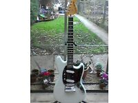 Squier Indonesia. VM Mustang..newly 2nd hand...trades?