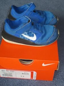 Blue Nike Sneakers Size 9D