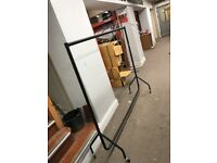 Heavy Duty Clothing / Garment Rail 6 Foot