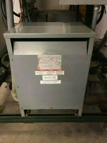 15 kVA SQUARE D TRANSFORMER 480 240