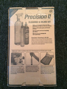 Precision 2 Cleaing & Oiling Kit