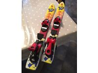 Skis for Kids 'Blizzard Blizzi' 70 cms length second hand in good condition