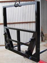 For Sale New Hay Forks 1x Euro Hitch and 1 x Cat2 3PL Mount Barker Plantagenet Area Preview